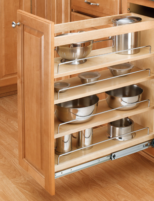 gallery kitchen cabinetry accessories