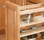 Base Pantry Pull-Out Cabinet