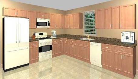 Sample Kitchen Under 8 000