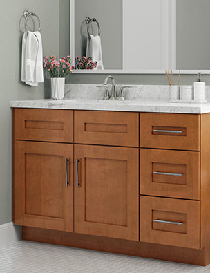 Gallery Bathroom Cabinetry