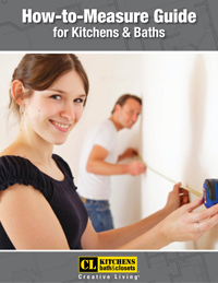 Gallery Kitchen and Bathroom How to Measure Guide